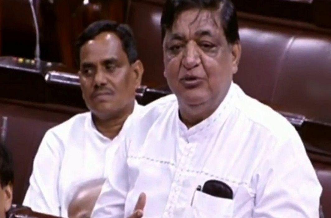 naresh aggarwal gave controversial statement on Kulbhushan Jadhav