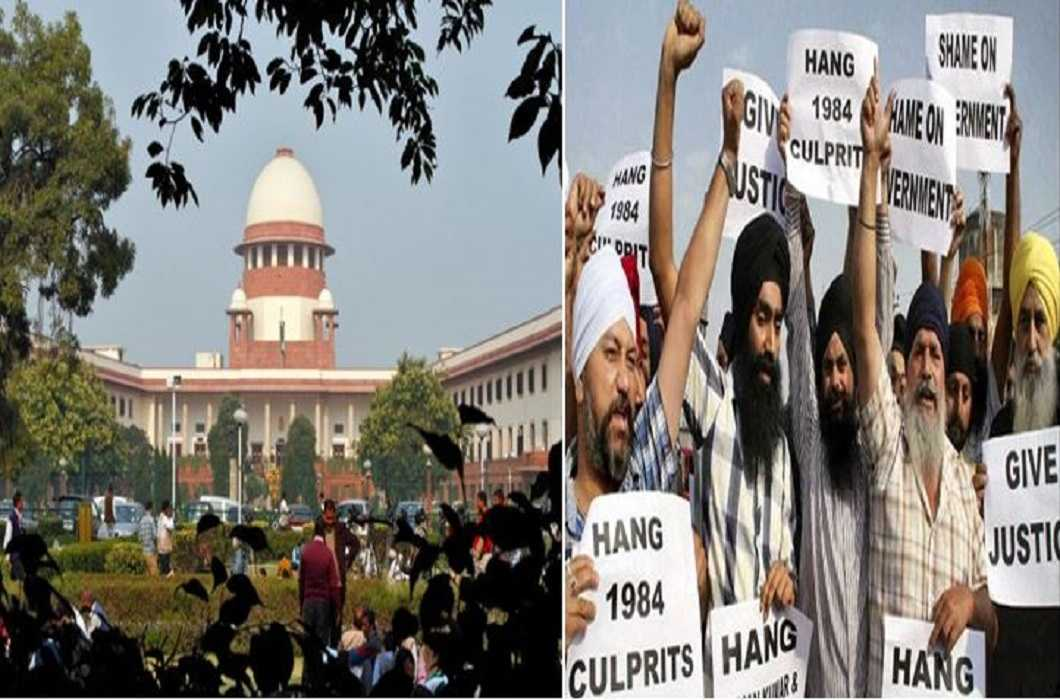 1984 anti-Sikh riots: Supreme Court will decide to reopen the case