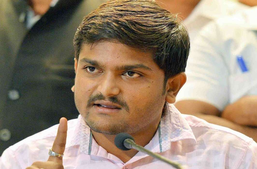 Hardik Patel, Gujarat to UP, will fight for the rights of farmers
