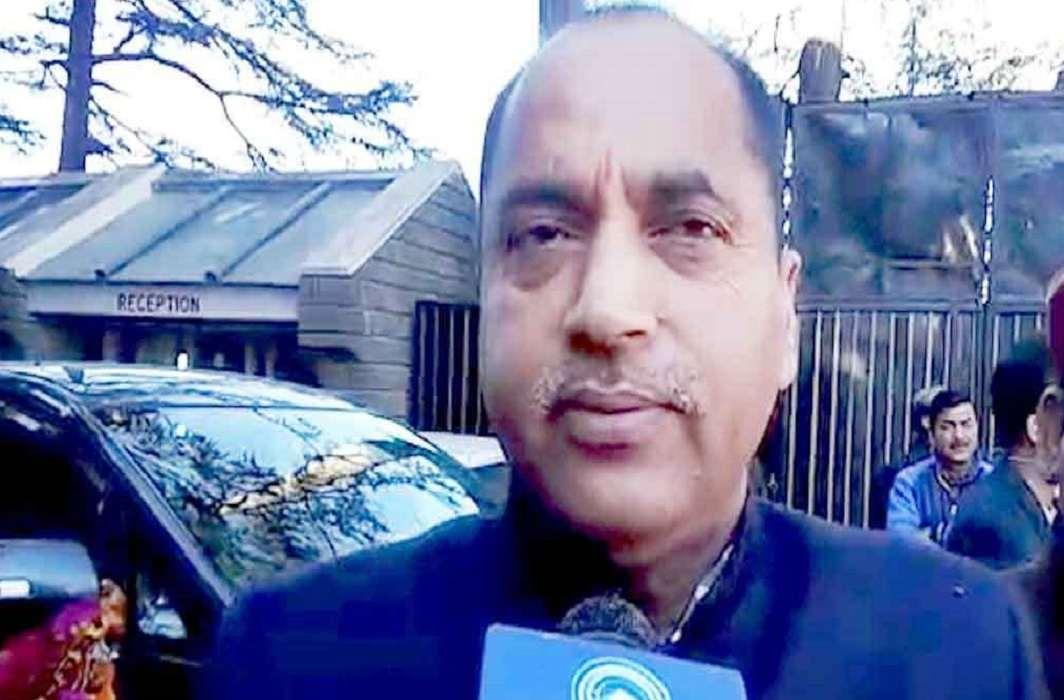 BJP announced jayaram thakur as new Chief Minister of Himachal Pradesh