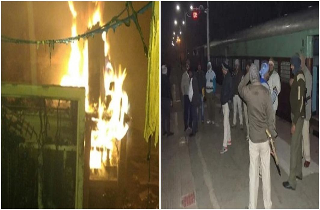 Naxalites Chaos In Bihar and After 16 hours Released railway workers