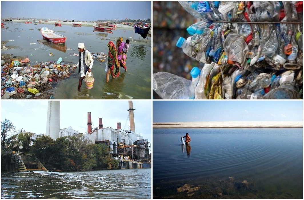 waste plastic can be helpful in removing water pollution