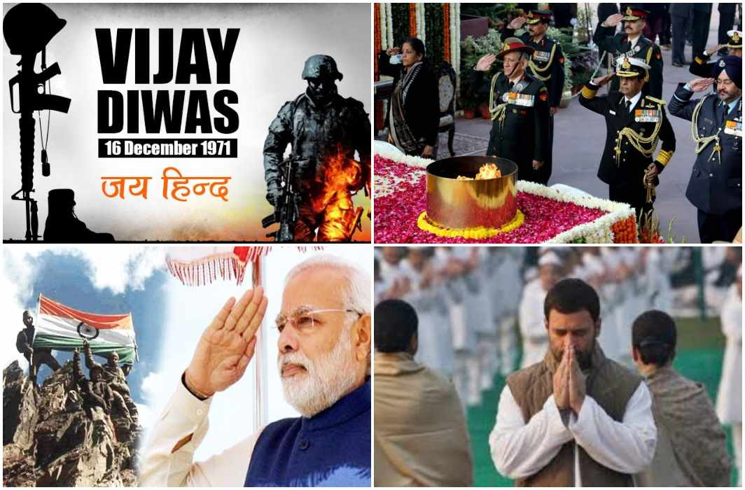 PM Modi remembers martyrs of 1971, salute the unarmed courage of the soldiers