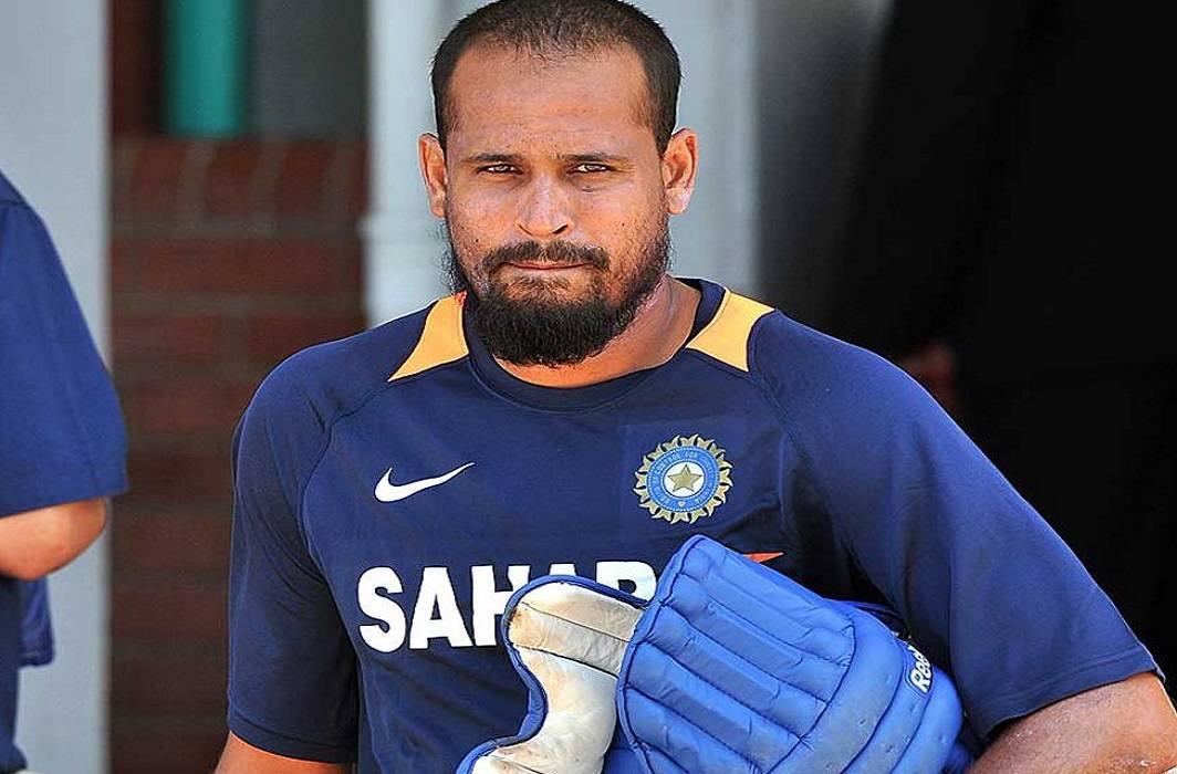 Yusuf Pathan was mistakenly victim of doping, BCCI apologized