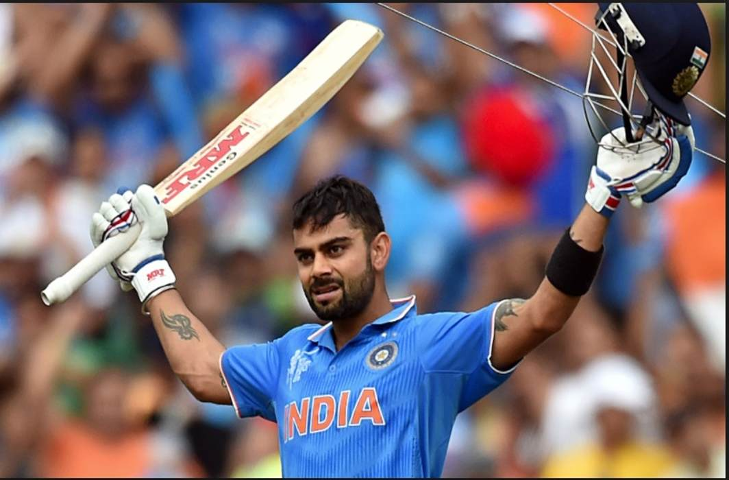 Virat Kohli gets ICC Cricketer of the Year award from ICC