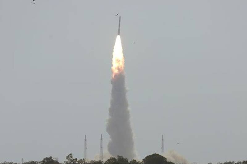 ISRO has set a century in space, Pakistan is also shocked
