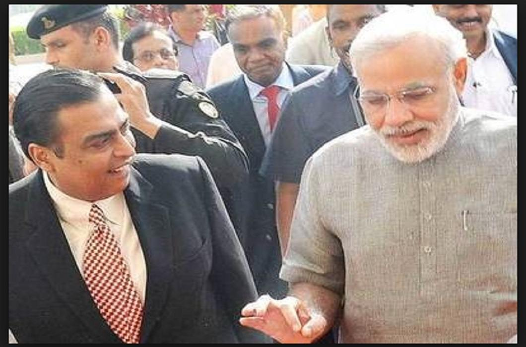 Mukesh Ambani gets benefit from Modi government's decision and jio earns 500 crores