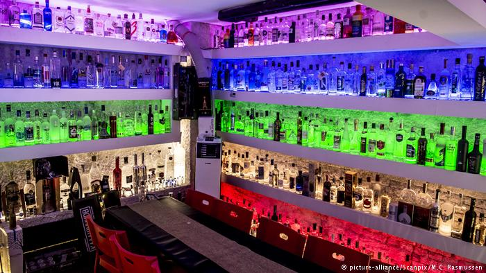 Wine lovers shocked, stolen '8 million' vodka bottle