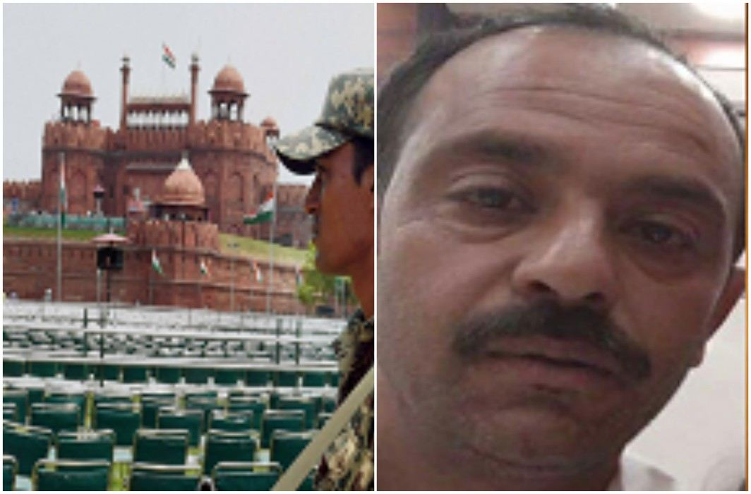 Most Wanted terrorist Bilal of Red Fort attack Arrested from Delhi airport