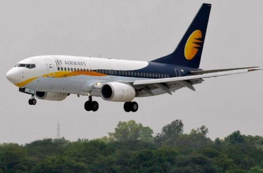 pilots collided among Jet Airways between London-Mumbai flight.