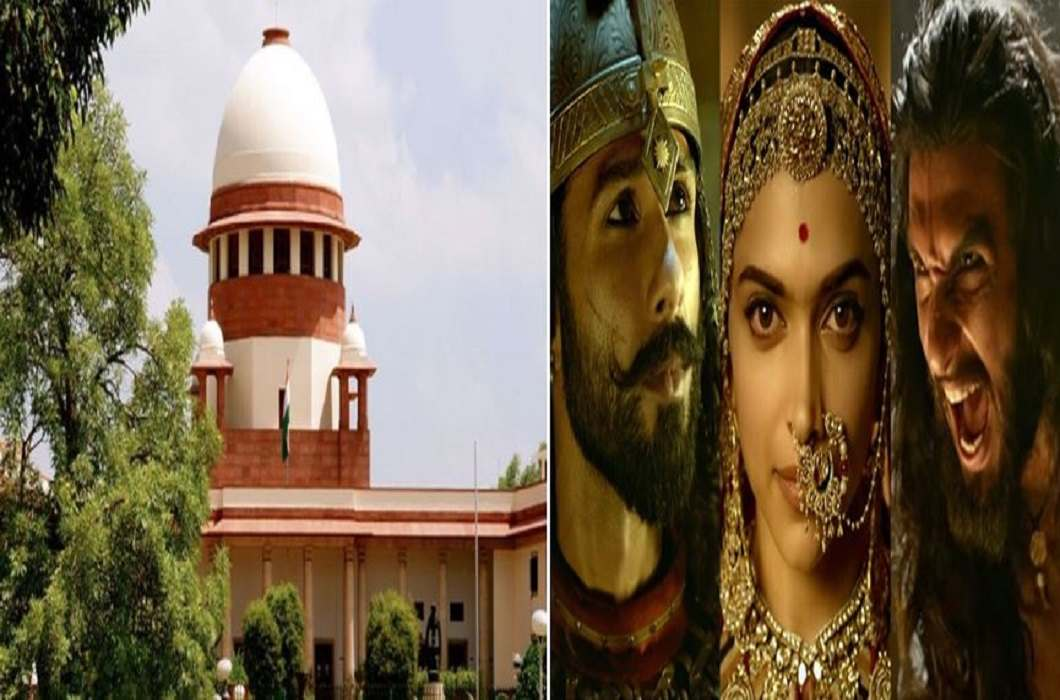Supreme Court on 'Padmavat' dispute, in some states, the petitioner's petition against the ban
