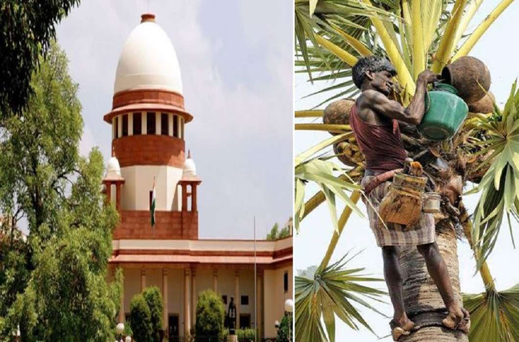 Toddy is vitamin, not wine, affidavit in Supreme Court by Kerala Government