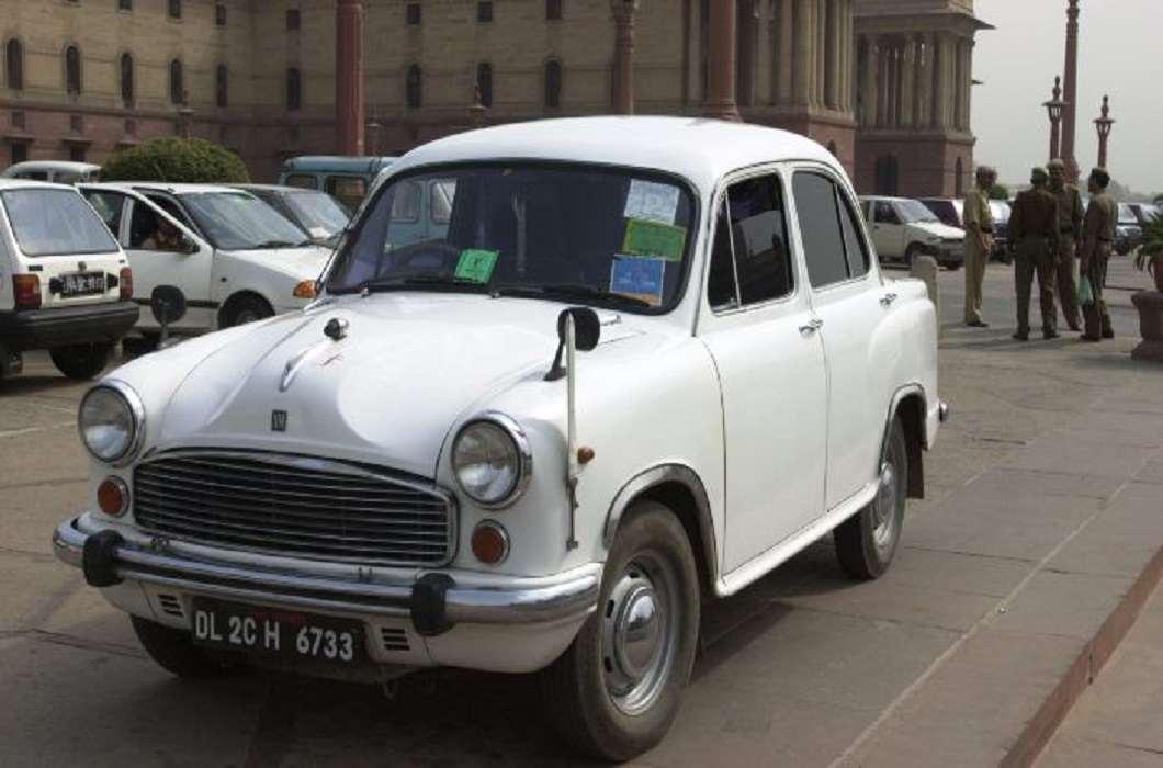 ambassador car will again run on Indian roads