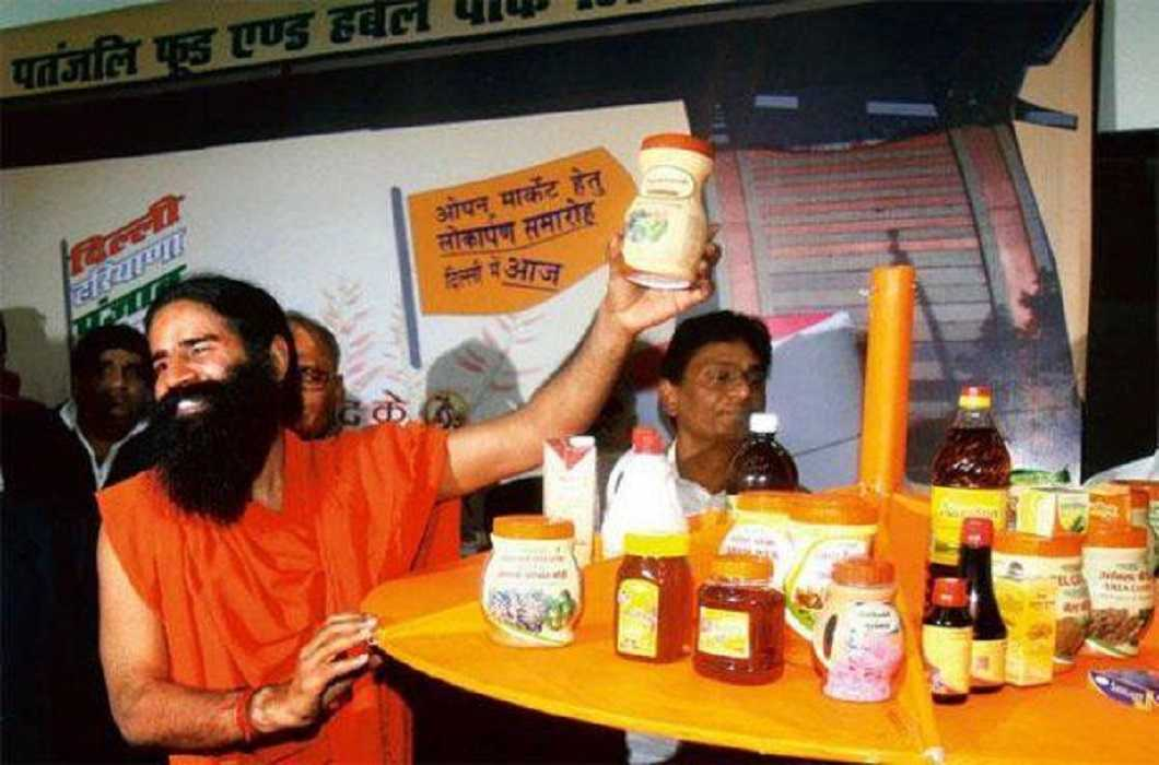 Ramdev said our bussiness will be biggest from Hindustan Unilever next year