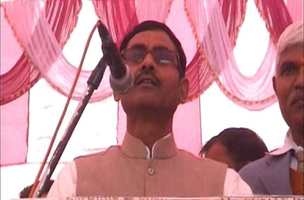BJP legislator announces, India is just a country of Hindus