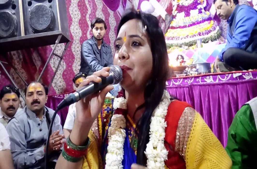 Haryanavi singer Mamta Sharma murder after the Hariyanvi singer Harshita Dahiya