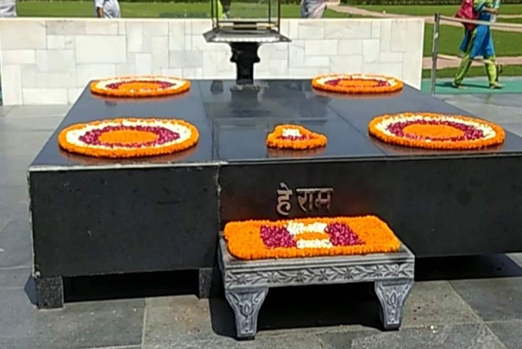 Bapu's 70th death anniversary today, the last word before death was ' Hey Ram'