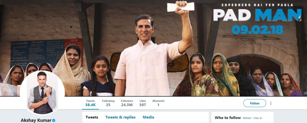 Padman release date increased, Padmavat to be released on January 25