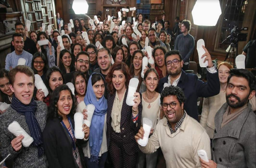 Malala Yousufzai trolled on photographing with pad in hand