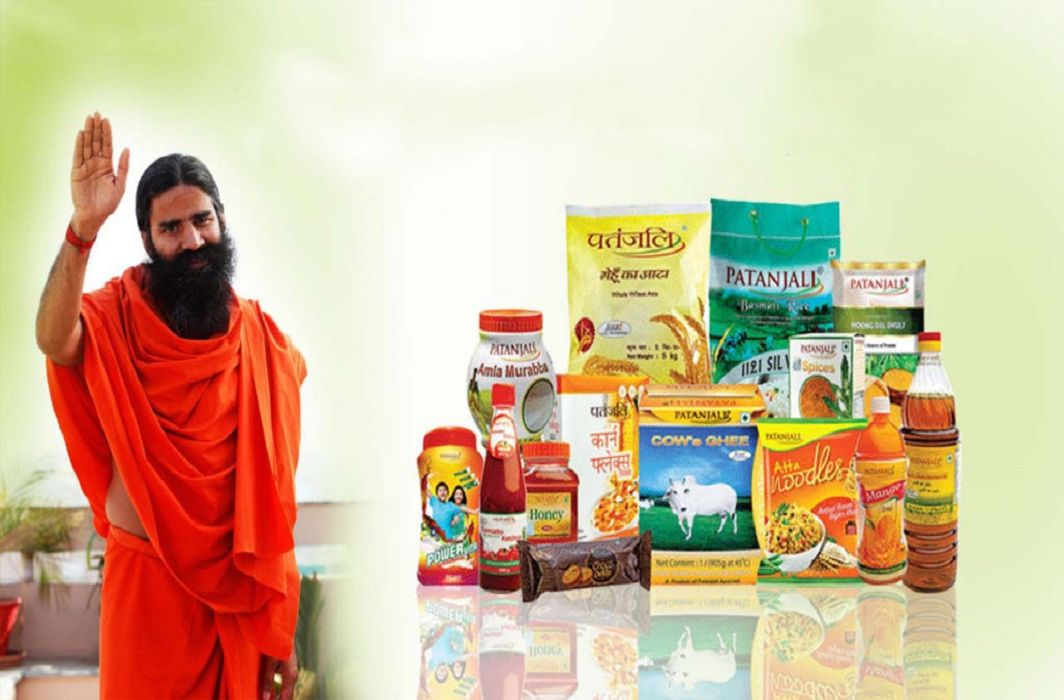 Patanjali products will meet home delivery, Ramdev has contracts with e-commerce companies