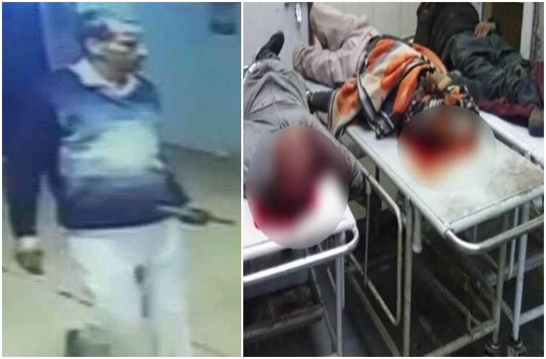 Vandalism: Police arrested the psycho killer in Palwal