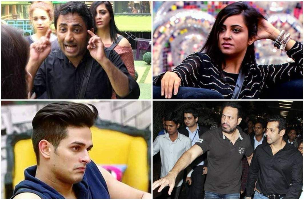 biggest controversy in Big Boss-11, from Jubair to Salman's Bodyguard, filed FIR on these contests