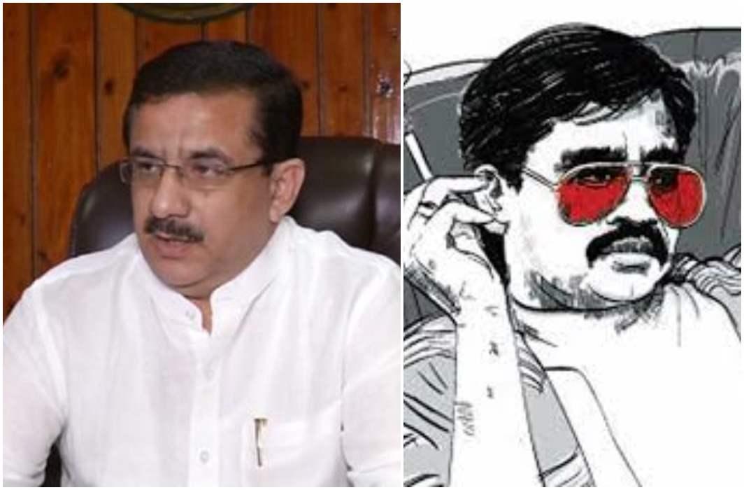 Uttar Pradesh Shia Waqf Board President Waseem Rizvi threatened on phone by the henchman of the mafia don Dawood Ibrahim