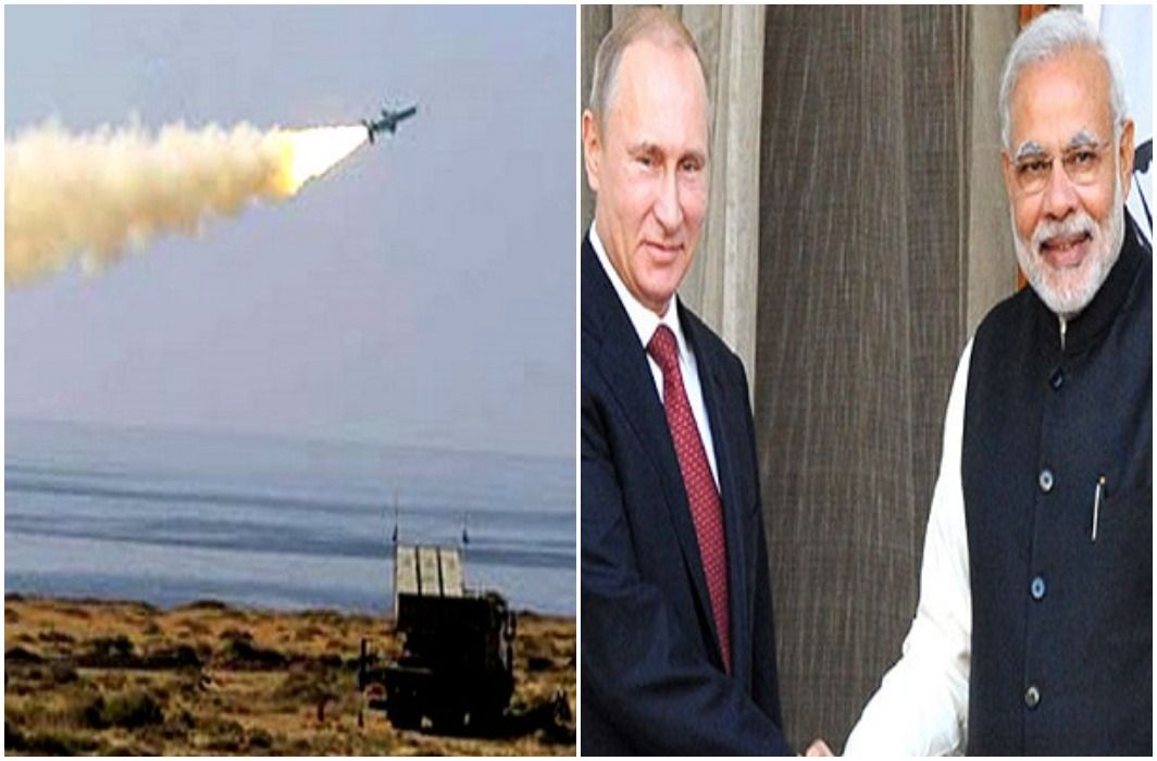 From Russia's missile system will strengthen of india air sector, Soon will the S-400 missile deal