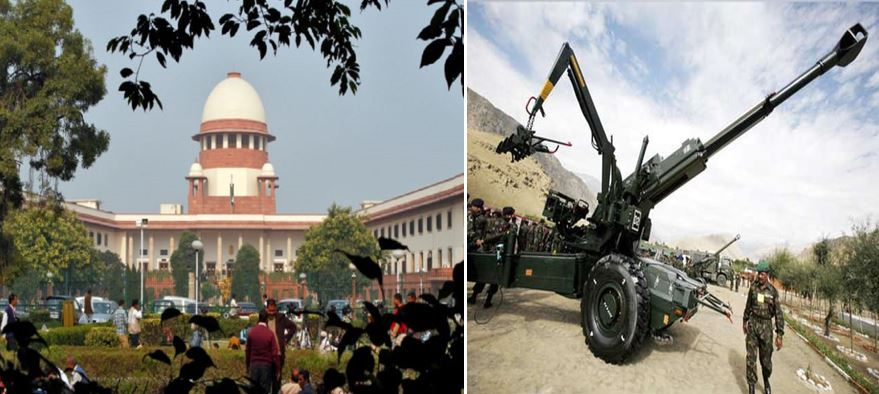 Bofors case - SC asks how a third party can appeal in a criminal case