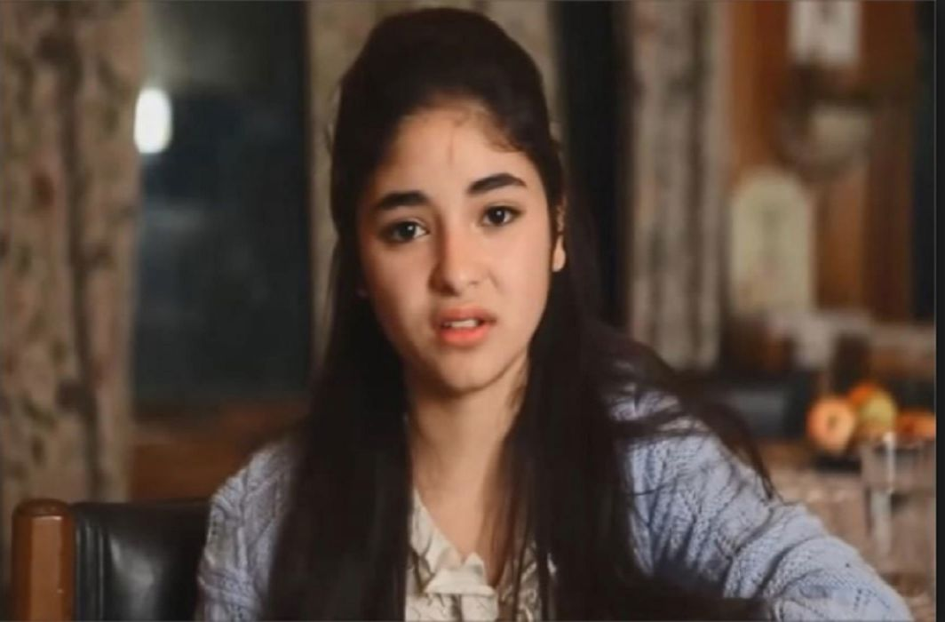 Secret Superstar girl Zaira Wasim