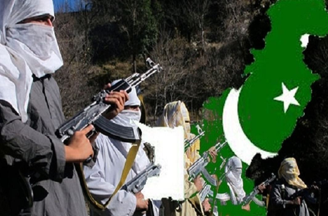 Pakistan surrounded on terrorism and included in Gray List of FATF