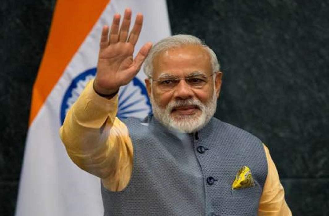 Prime Minister Narendra Modi addressed a rally of Bharatiya Janata Party (BJP) in Bengaluru today.