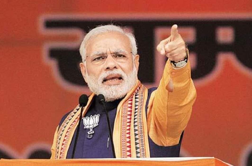 PM Modi will address a public meeting in Bengaluru on Sunday