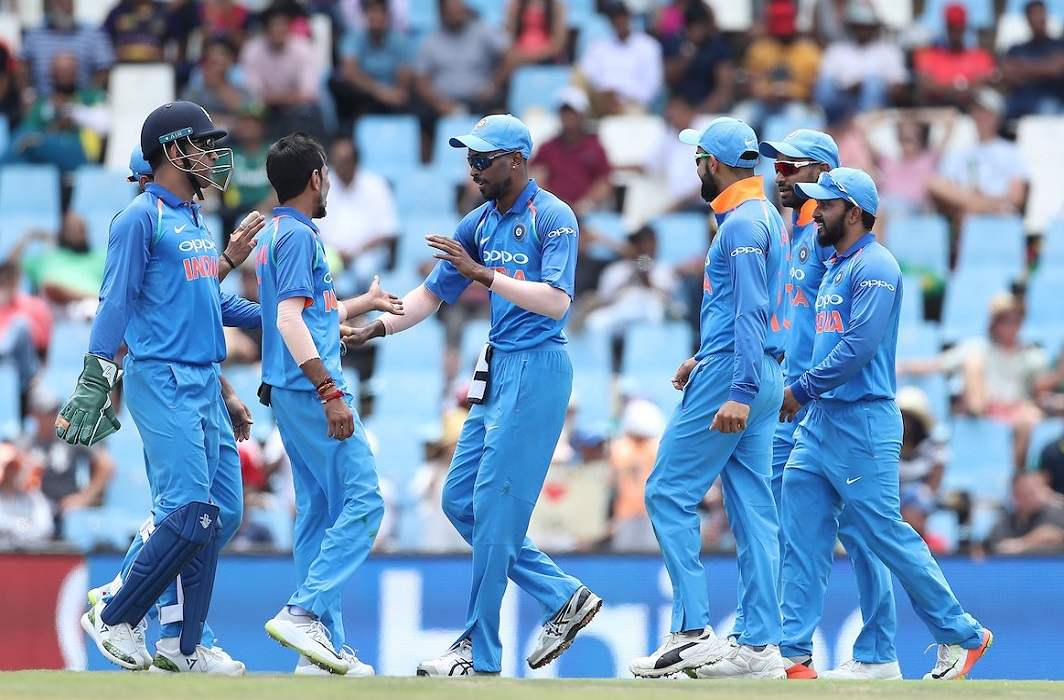 India's easy victory in the second ODI, beat South Africa by 9 wickets
