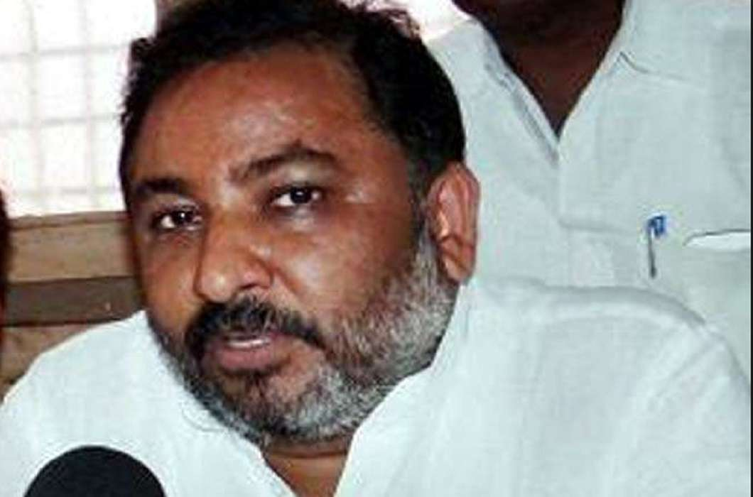 Dayashankar, who made abusive remarks on Mayawati, returns to BJP, again made BJP vice president