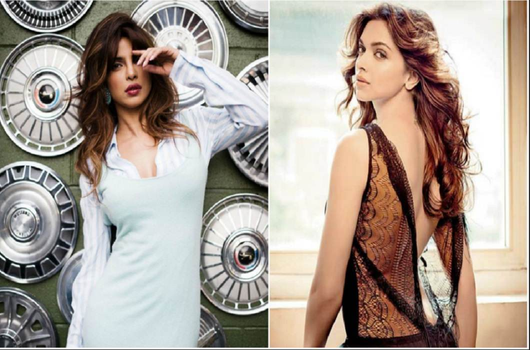 Deepika stepped ahead of Priyanka In the case of popularity in Hollywood