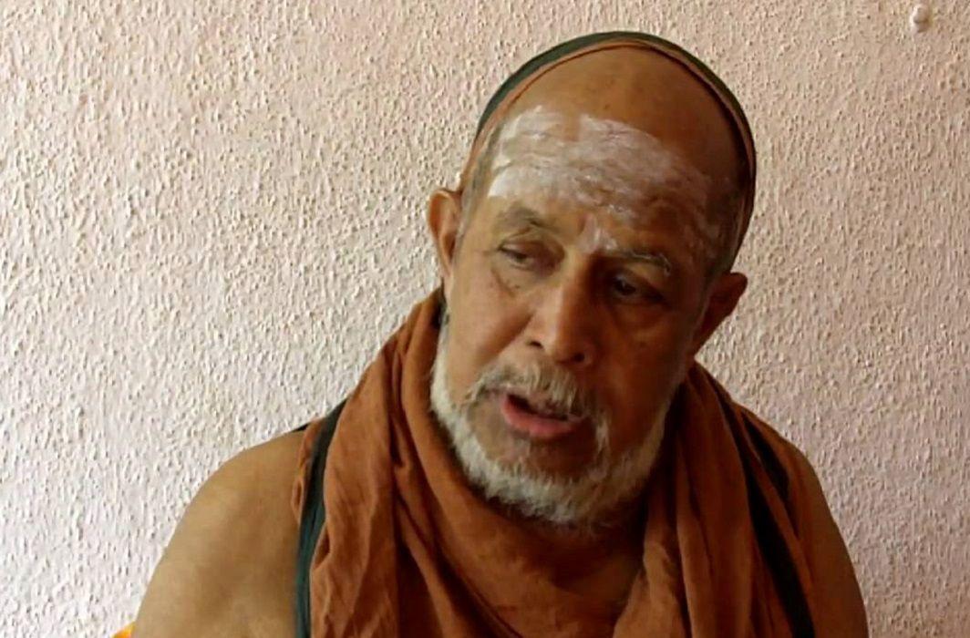 Kanchi Shankaracharya Jayendra Saraswati Passed away, Trouble getting into breathing