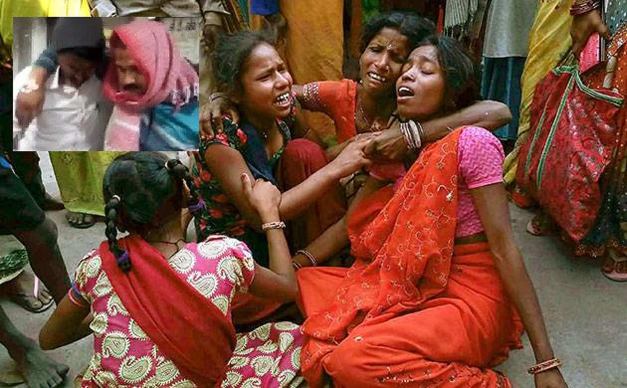 Surrender of the accused of death of nine innocent people, Nitish will not celebrate holi