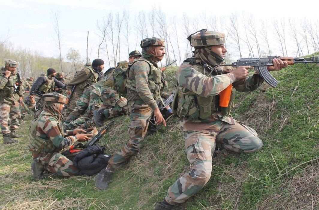 Jammu: terror attack 2 martyr, 1 child die, J & K speaker attributed to Rohingyas