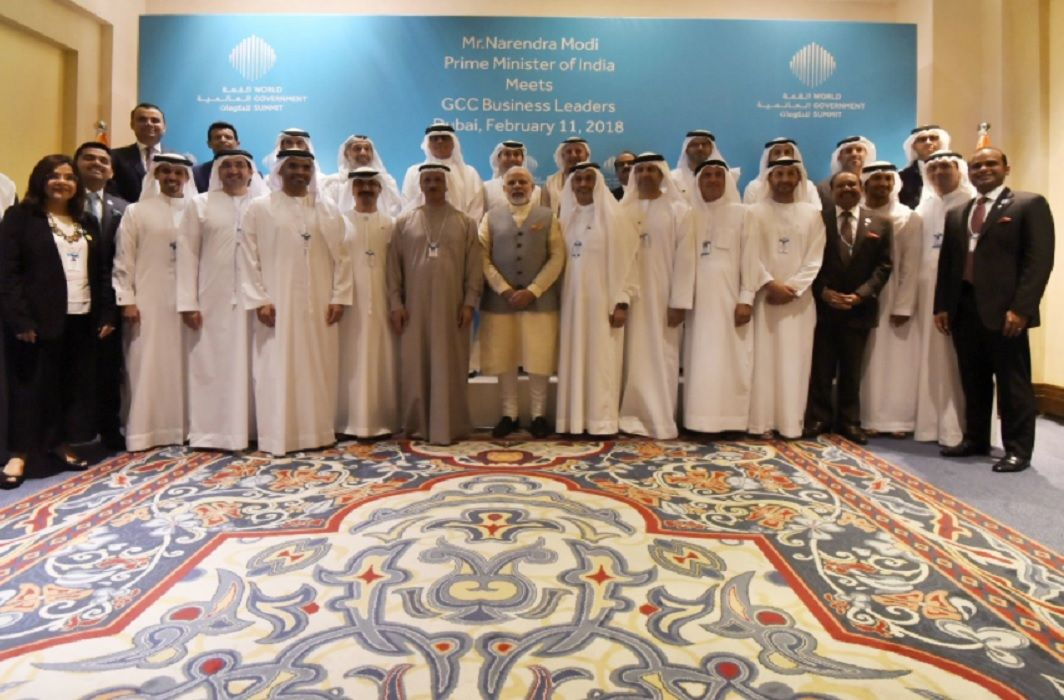 India bought 10 percent of oil sector in Abu Dhabi Strong relationship