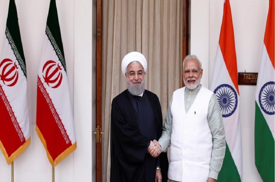 71/5000 peeem modee ne kee hasan roohaanee se mulaakaat, eeraan aur bhaarat ke beech hue 9 samajhaute PM Modi meets Hassan Rouhani, 9 agreements between Iran and India