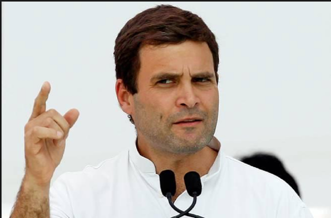 Rahul started election campaign and focus will be on 18% Lingayats Voter