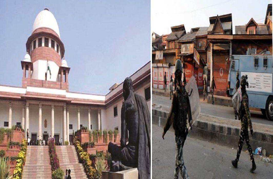 Shopian firing - Relief to Major Aditya, Supreme Court bans FIR at the moment