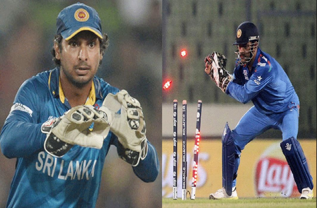 IndvsSA: Dhoni has broken records of Sangakkara highest catcher wicket as wicket-keeper