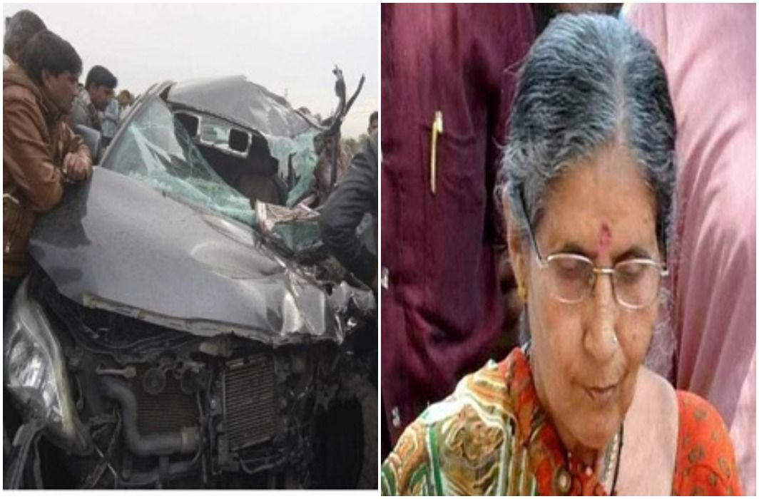 PM Narendra Modi's wife Jashodaben injured in road accidents
