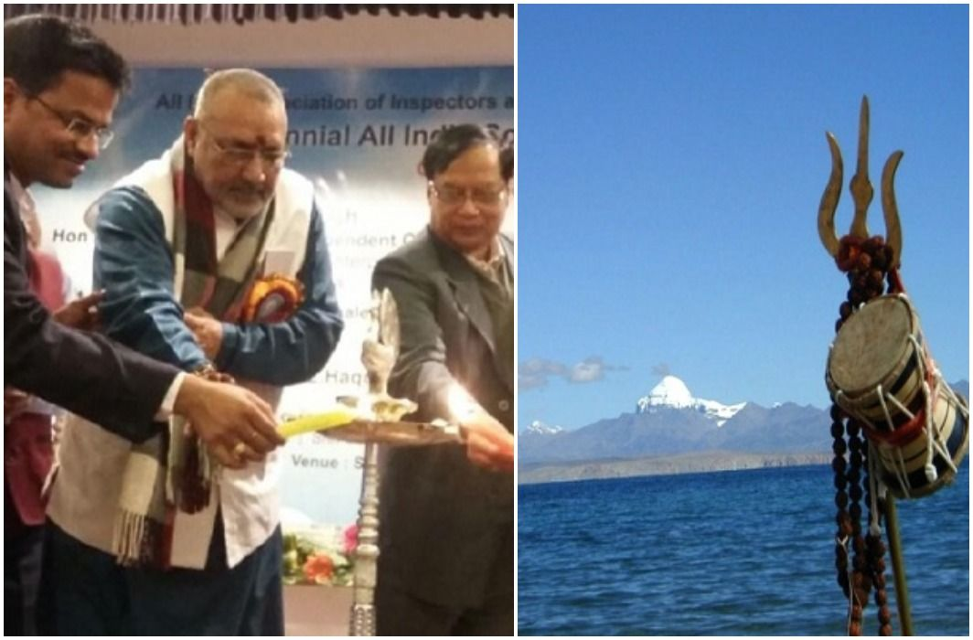 post offices will provide water in the whole country of kailash mansarovar: Giriraj Singh