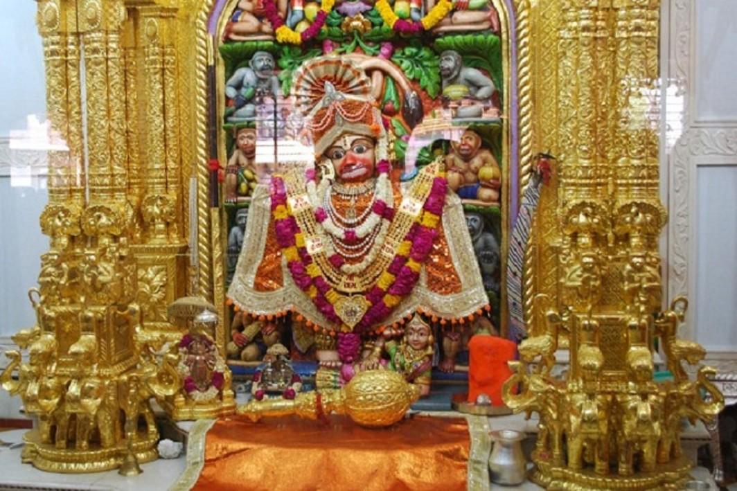 कष्टभंजन-मंदिर