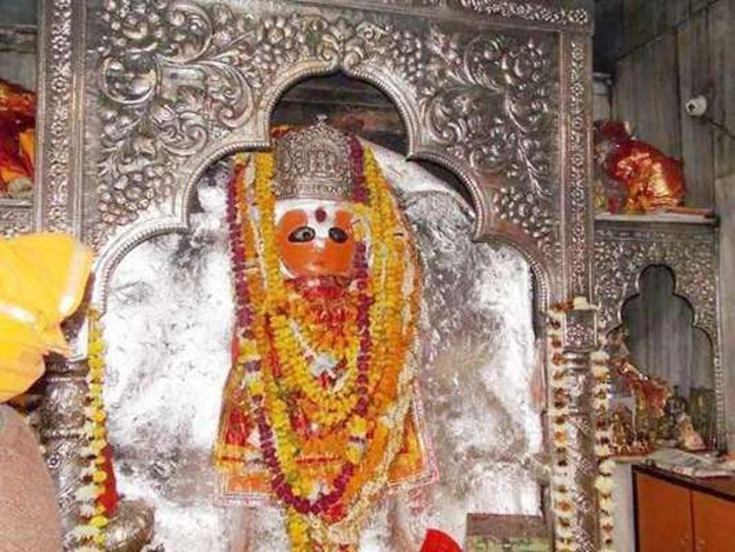 यंत्रोद्धारक-हनुमान-मंदिर