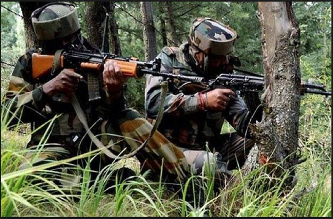 Jammu Kashmir: During the encounter in Bandipora, a terrorist died, Search operation continue