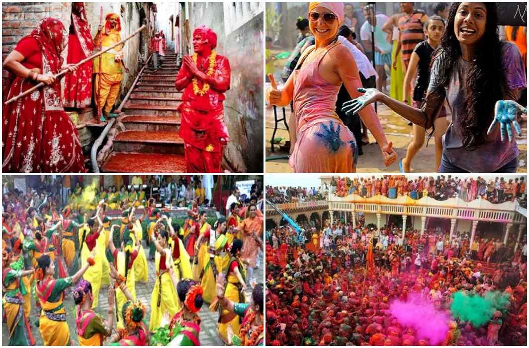 Holi is painted in the whole country, know the different Holi